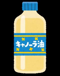 油のイラスト