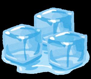 氷のイラスト