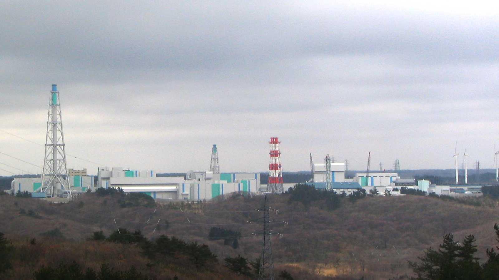 六ケ所村の再処理工場
